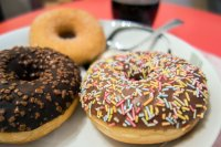 Desserts Donuts Restaurant les Gamins
