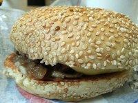 Hamburger maison Les Gamins à Marseille